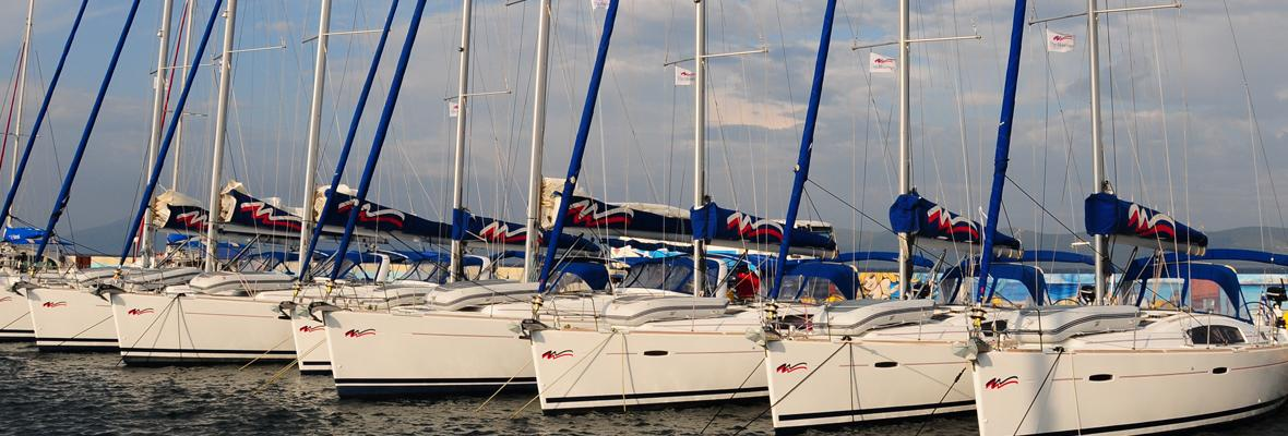 Moorings Used Charter Yacht Ownership